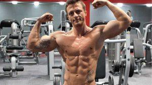 كيفية بناء العضلات وحرق الدهون فى نفس الوقت