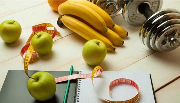 تصميم نظام غذائى للتضخيم العضلى