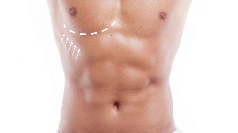 افضل تمارين للتخلص من التثدي وشد الترهلات بالصدر