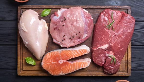 مصادر البروتين الحيوانى